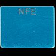 Алюминиевая пластина, образец NFE